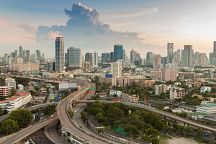 Над Бангкоком собрался смог