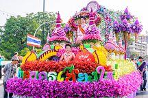 Чиангмай готовится к фестивалю цветов