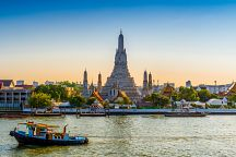 В Бангкоке появятся электрические речные трамваи