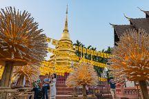 Таиланд отмечает священный день Макха Буча