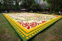 Бангкок приглашает на ярмарку цветочного искусства