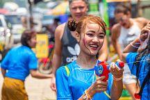 Таиланд пышно отметит Сонгкран