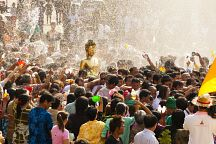 Сонгкран 2019: празднования организуют еще в трех провинциях