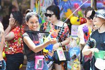 В Паттайе пройдет праздничное шествие в честь Сонгкрана