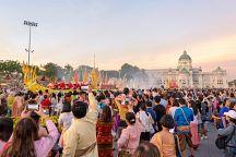 Таиланд готовится к коронации