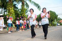 В провинции Районг организовали благотворительный забег