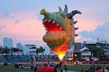 Фестиваль воздушных шаров пройдет в провинции Сонгкхла