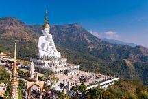 Количество туристов в Таиланде продолжает расти