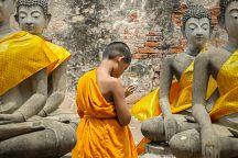 Королевство готовится праздновать Висакха Буча