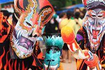 Веселый уикенд  в Лоэ — Фестиваль призраков