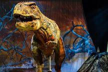 Крупнейшее в мире шоу динозавров состоится в Бангкоке