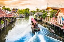 В Бангкоке будут курсировать электрические лодки