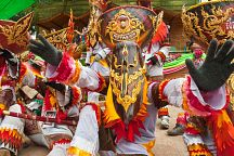 Провинция Лей приглашает на фестиваль Phi Ta Khon