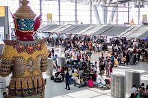 Количество прибывающих в Бангкок пассажиров достигнет 200 000 в день