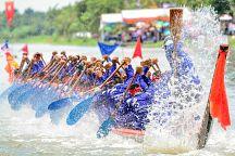 Традиционные гонки на длинных лодках состоятся в Таиланде