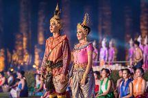 Светомузыкальное шоу пройдет в провинции Сукхотай