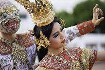Вечера тайской культуры в отеле Andara Resort & Villas