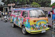 ТАТ представило инфо-автомобиль для туристов TAT Mobile Car