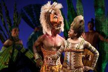 В Бангкоке показывают мюзикл «Король Лев»