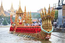 В Бангкоке состоится Парад королевских барж