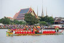 Бангкок готовится к Параду королевских барж