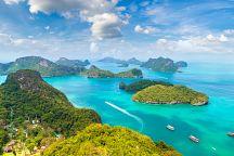 Два морских парка Королевства получили награды АСЕАН