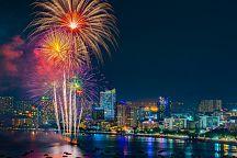 В Паттайе состоится Фестиваль фейерверков