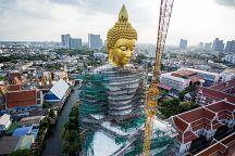 В Бангкоке появится гигантская статуя Будды