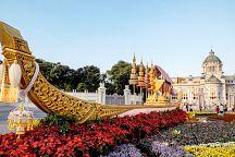 В Бангкоке началась выставка королевских барж