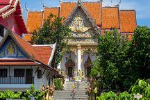 Памятник основателю Пхукет-тауна установят в храме Wat Wichit Sоngkhram