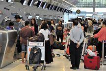 Лето в разгаре: аэропорты Таиланда принимают всё больше туристов