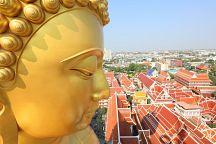 В Бангкоке открыли огромную статую Будды