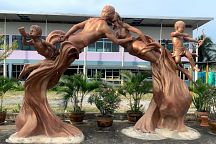 Паттайя приглашает в парк эротических скульптур