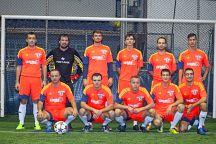 Футбольная команда SAYAMA Travel одержала победу