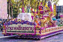 Чиангмай приглашает на выставку цветов