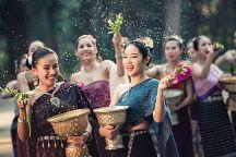 В Паттайе и на Пхукете сократили празднование Сонгкрана