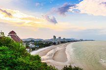 В прибрежной зоне Хуа Хина обнаружено маслянистое пятно