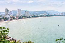 Набережная Хуа Хина снова открыта для туристов
