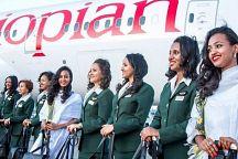 Авиакомпания Ethiopian Airlines запустила перелеты с чисто женским экипажем