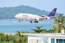 Безопасность тайских авиалиний доказана специалистами