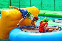 В аквапарке Splashdown теперь доступны тимбилдинги