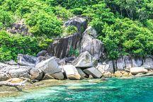 За два месяца морской парк Тарутао посетило 20 тысяч туристов