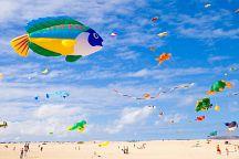 На фестивале воздушных змеев в Ча-Аме будут гигантские киты