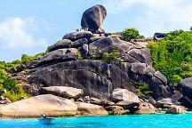 Симиланские острова установили рекорд прибыльности