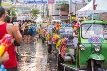Сонгкран в Бангкоке пройдет без пышных празднований