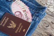 Стоимость визы по прибытии в Таиланд — 1000 батов!