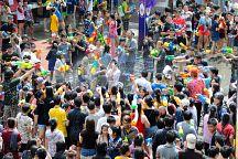 Сонгкран принес Таиланду 37 млрд батов