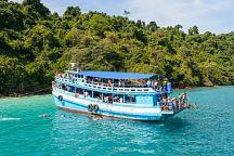 Новые паромные маршруты в Таиланде