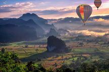 Таиланд проведет Фестиваль воздушных шаров