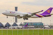 Тайские авиалинии попали в рейтинг лучших перевозчиков по версии Skytrax